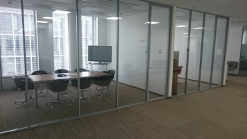 Каркасные офисные перегородки